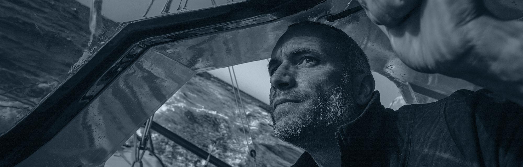 Fabrice Amedeo - Un marin engagé